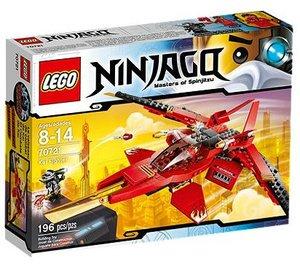 LEGO® Ninjago 70721 - Kais Super-Jet