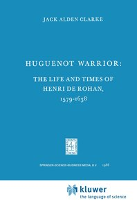 Huguenot Warrior