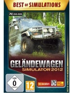 Best of Simulations: Geländewagen-Simulator 2012