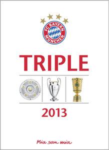 FC Bayern München Triple 2013