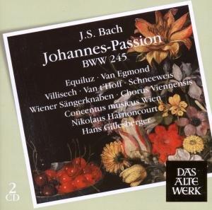 Johannes-Passion BWV245