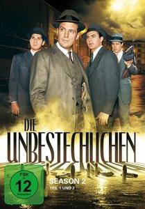 Die Unbestechlichen - Season 2 (8 Discs, Multibox)