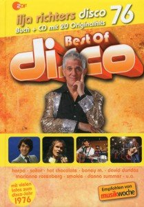 disco 76-disco mit Ilja Richter-Buch+CD