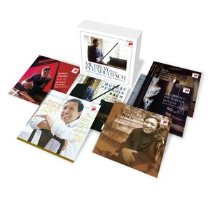 Murray Perahia plays Bach-The Complete Recording