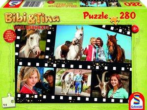 Puzzle zum Film 2, Voll verhext, 280 Teile