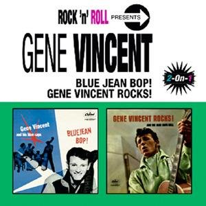 Blue Jean Bop!/Gene Vincent Rocks!