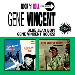 Blue Jean Bop!/Gene Vincent Rocks!