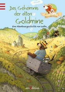 Walko: Hase und Holunderbär - Das Geheimnis der alten Goldmi