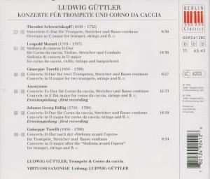 Trompetenglanz-Konzerte Für Trompete/+