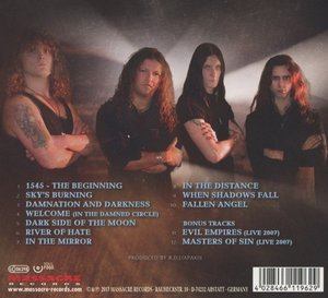 Vengeance (Re-Release) (Digipak)
