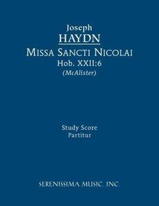 Missa Sancti Nicolai, Hob.XXII: 6 - Study Score
