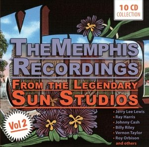 The Memphis Recordings Vol.2