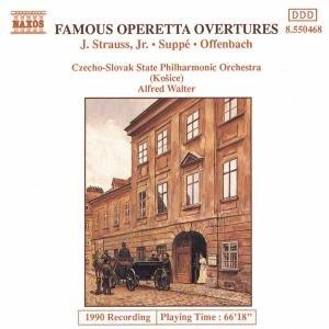Berühmte Operetten-Ouvertüren