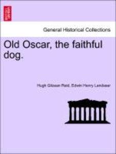 Old Oscar, the faithful dog.