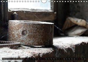 Fabrizierende Details - Alte Fabriken