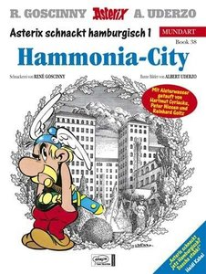 Asterix Mundart 38. Hammonia-City