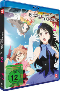 Beyond the Boundary - Kyokai no Kanata - Blu-ray 2
