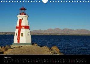 Wild beauty of Arizona / UK-Version (Wall Calendar 2015 DIN A4 L
