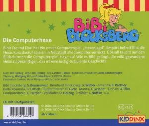 Bibi Blocksberg 054. Die Computerhexe. CD