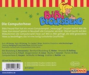Bibi Blocksberg 054. Die Computerhexe. CD