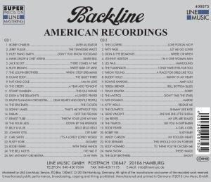 Backline Vol.75