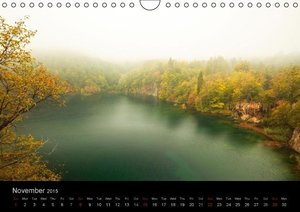 Relaxing landscapes / UK-Version (Wall Calendar 2015 DIN A4 Land