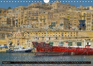 Malta and Gozo Amazing Islands (Wall Calendar 2015 DIN A4 Landsc