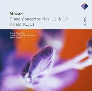 Klavierkonzerte 12 & 19
