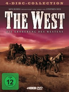 The West - Die Eroberung des Westens (Softbox-Version)