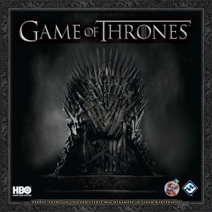 Heidelberger HE455 - Game of Thrones Kartenspiel - HBO Edition