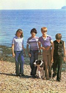 Fünf Freunde Box 1 (Original aus den 70ern)