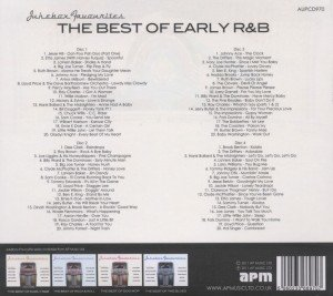 The Best of Early R&B