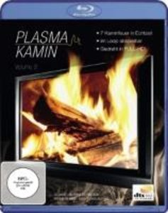 Plasma Kamin HD Vol.3 (Blu-ray)