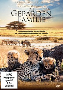 Die Geparden Familie