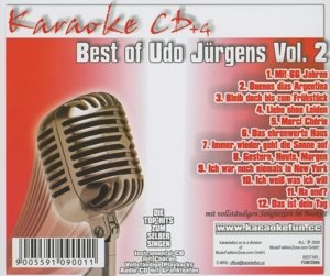 Best Of Udo Jürgens Vol.2 (CDG)