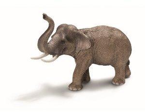 Schleich 14653 - Wild Life: Asiatischer Elefantenbulle