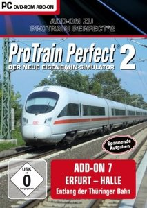 Pro Train Perfect 2 - AddOn 7 Erfurt-Halle