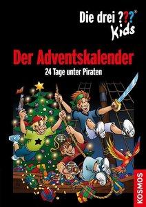 Blanck, U: drei ??? Kids/Adventskalender