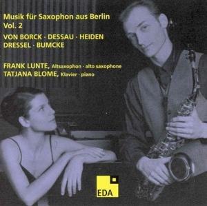 Musik f.Saxophon Aus Berlin vol.2