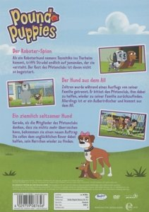 "Pound Puppies - Der Pfotenclub 05 ""Der Hund aus dem All"""