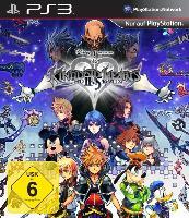 Kingdom Hearts HD 2.5 ReMIX. Playstation PS3 - zum Schließen ins Bild klicken