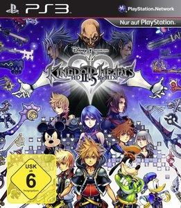 Kingdom Hearts HD 2.5 ReMIX. Playstation PS3