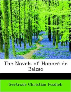 The Novels of Honoré de Balzac