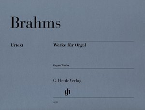 Werke für Orgel