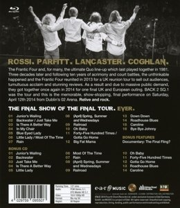 Frantic Four - Live in Dublin