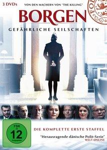 Borgen - Gefährliche Seilschaften - Die komplette 1. Staffel