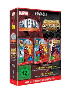 Amazing Spiderman Box Set