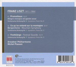 Prometheus/Bergsinfonie/Festklänge