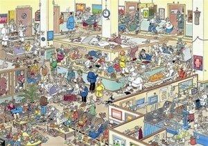 Jan van Haasteren - Gute Besserung - 1000 Teile Puzzle