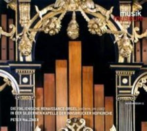 Die Italienische Renaissance-Orgel In Der Silbern
